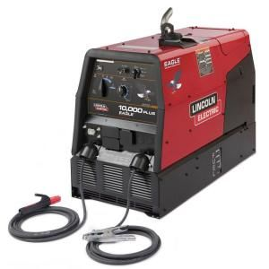 Eagle 10 000 Plus Arc Stick Welder And Generator K2343 3 At The Home Depot Welder Generator Welders Arc Welders