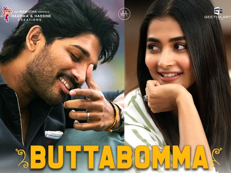 Buttabomma Ala Vaikunthapurramuloo Mp3 Song Download In 2020 Mp3 Song Download Mp3 Song Audio Songs