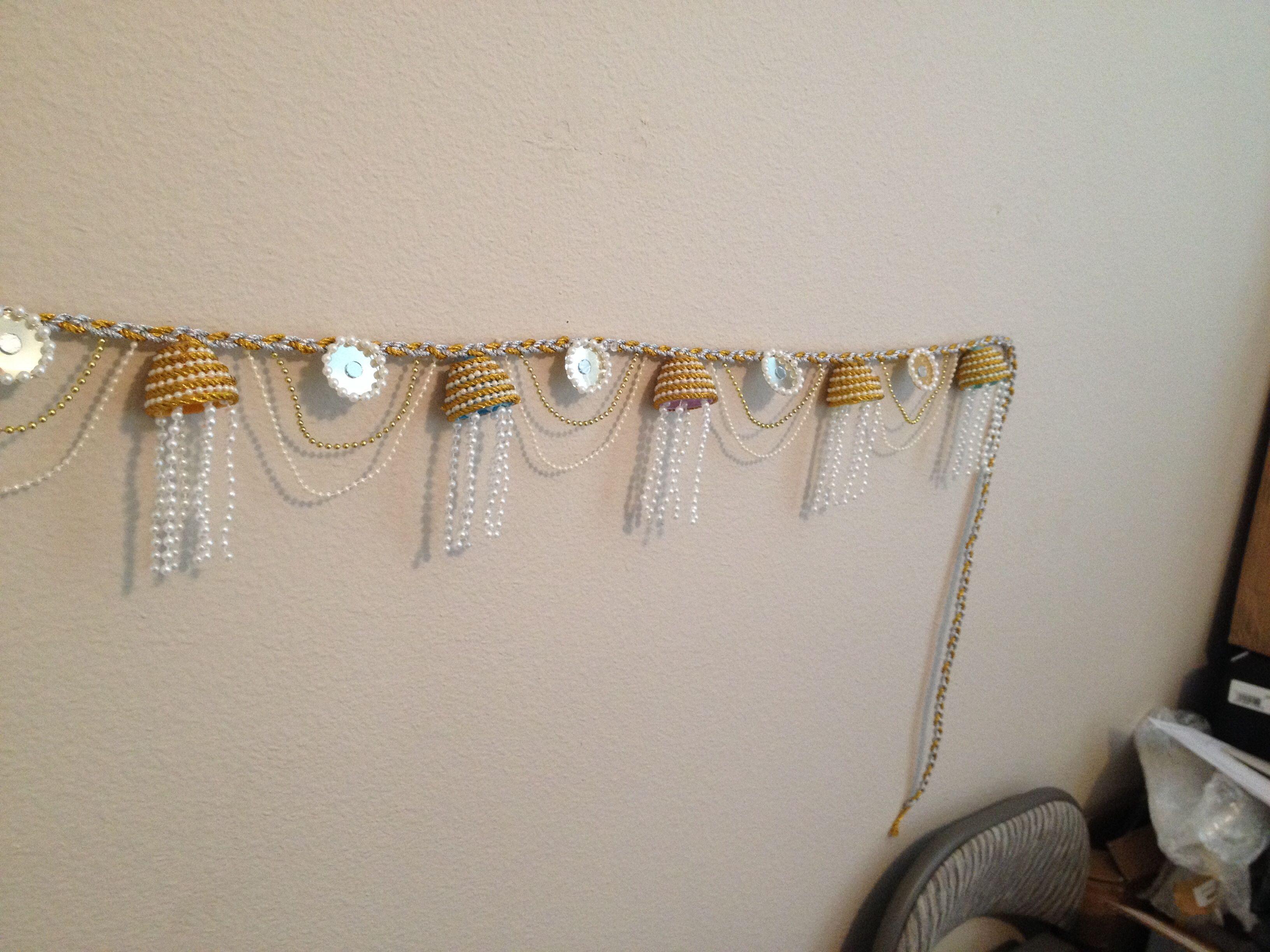 Decorative door hangers craft - Door Hanging Toran Door Hangingsdecorative
