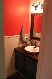 What Is A Half Bathroom | 9 Ways To Make A Half Bath Feel Whole Half Baths Small Half