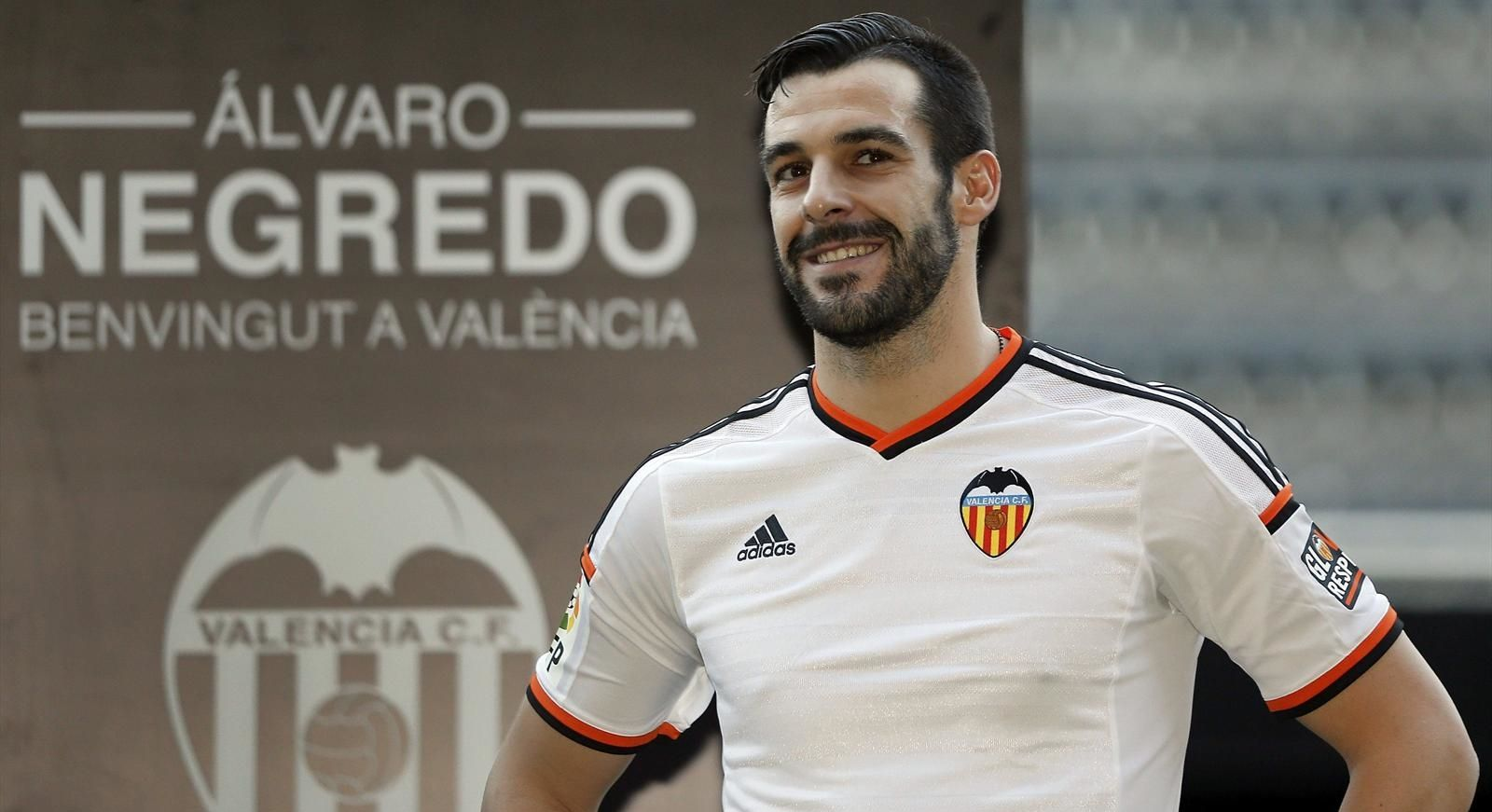 lvaro Negredo Football Best Beards
