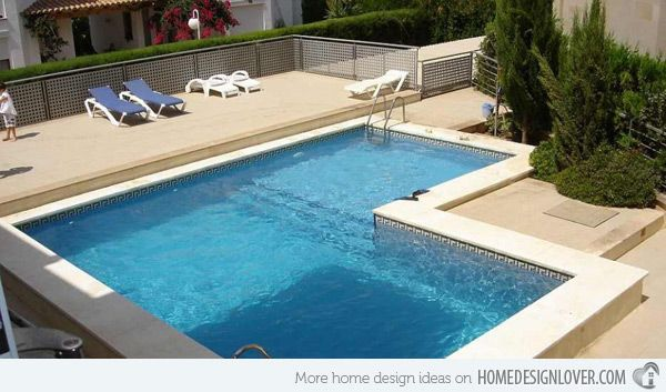 15 Lazy L Swimming Pool Designs Home Design Lover Swimming