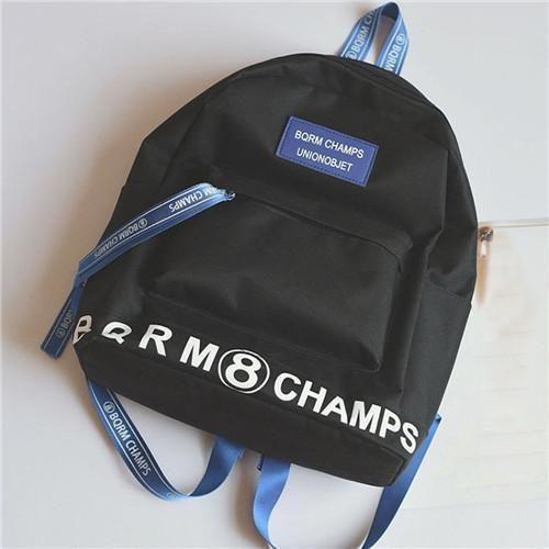 Backpack Canvas School Bag Rucksack Bookbags Shoulder Bags Satchel Travel Backpack Escolar Mochila Feminina