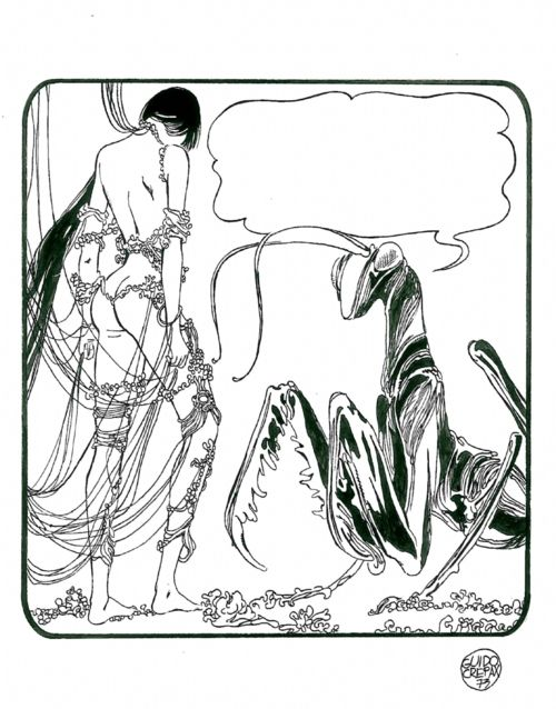 guido crepax | Tumblr