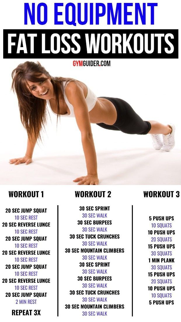 The Perfect 20-Minute 3 Interval HIIT Workout You Can Squeeze in Anywhere For Maximum Gains