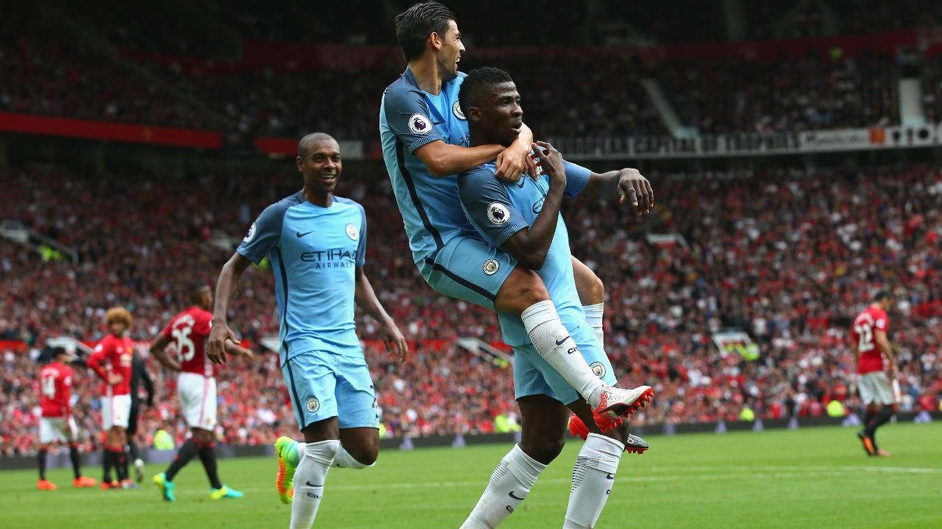 Saturday 10th September 2016 Manchester United 1 2 Manchester City Arsenal 2 Manchester City Leicester City Manchester Derby