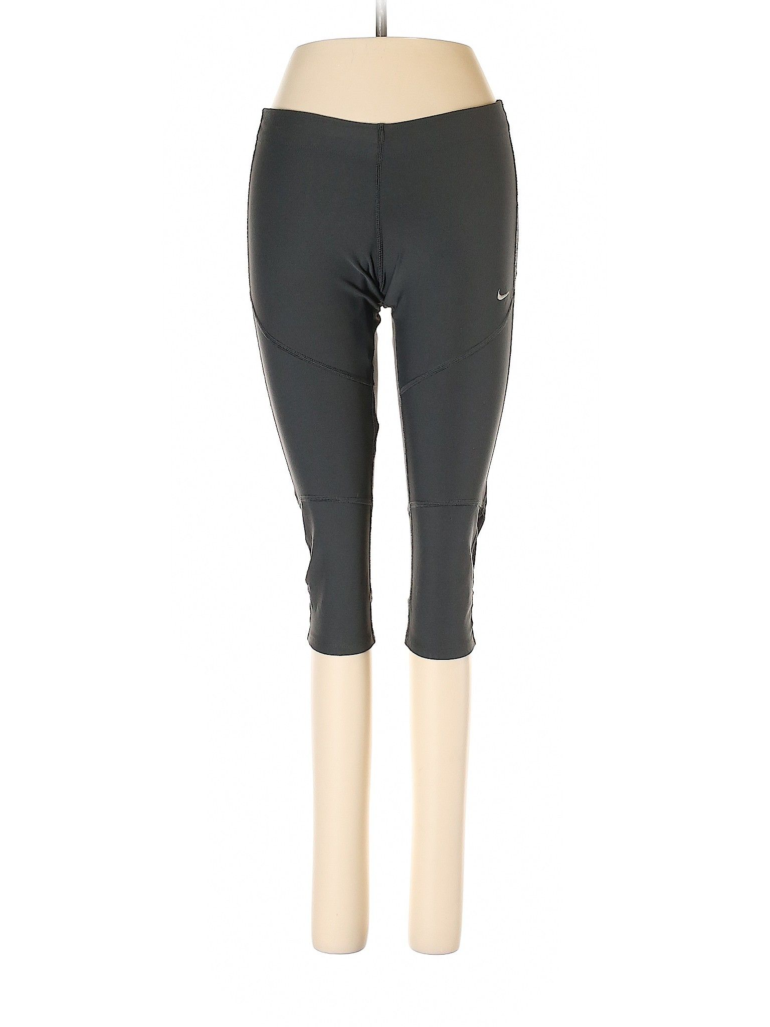 Womens Low Rise Polyester Pant