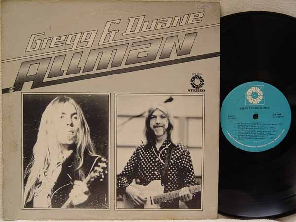 Gregg Allman Duane Allman Gregg Duane Allman 1973 Duane Allman Brothers Best Albums
