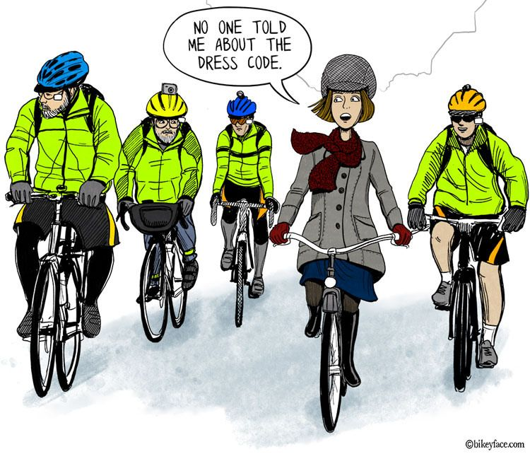 10 Of Our Favorite Cartoons About Bikes Bike Humor Bicycle Humor Cycling Humor