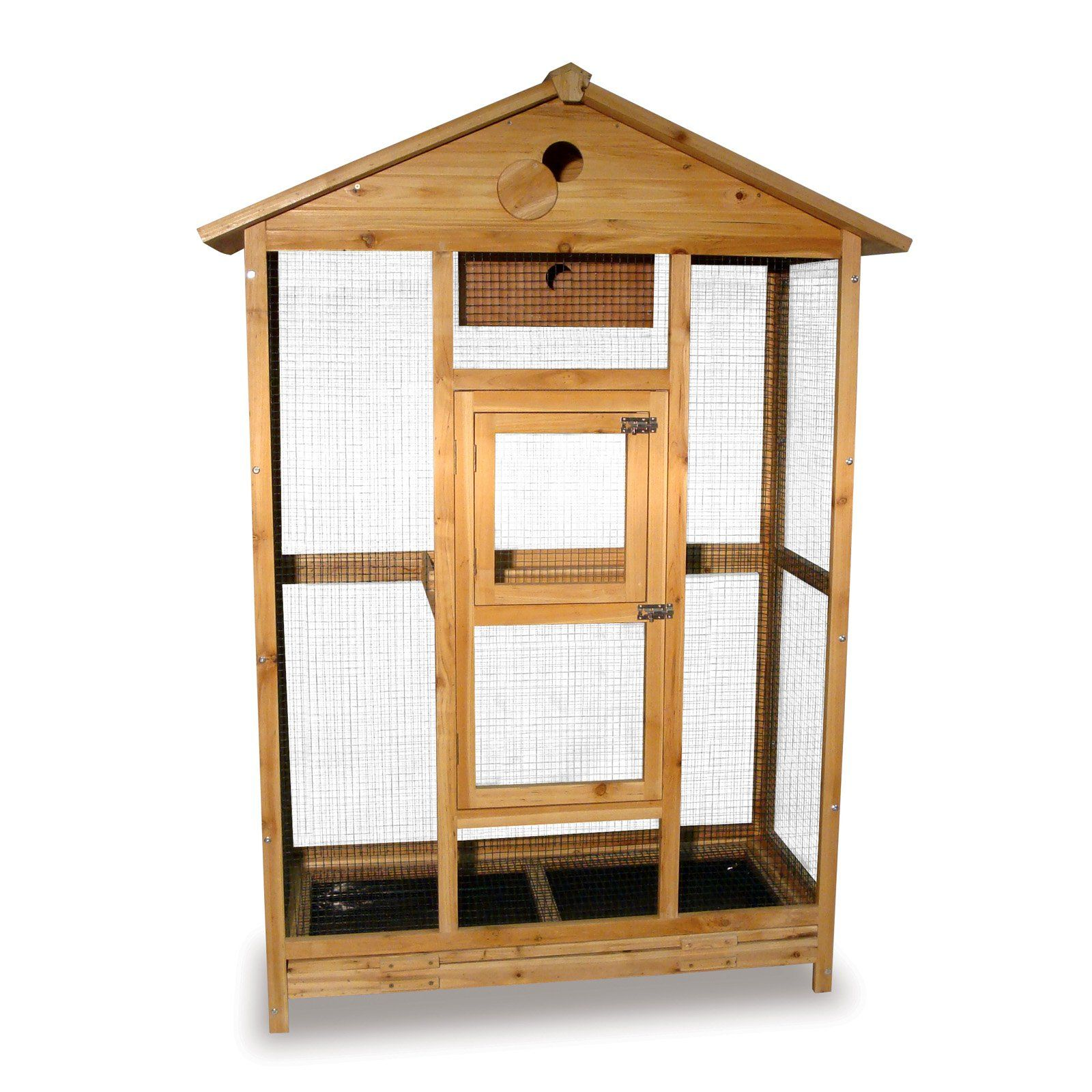 Doc Woody Bird Aviary - The Doc Woody Bird Aviary makes a great home ...