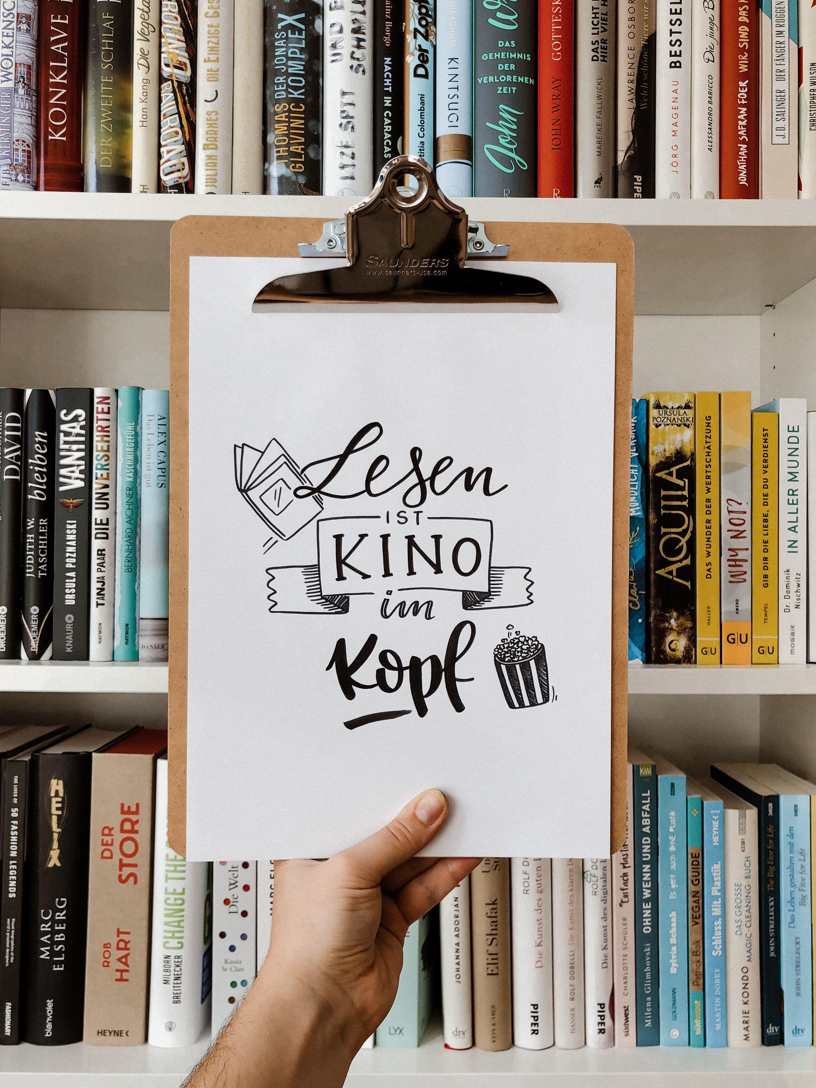 Photo of Lerne schöne Sprüche und Zitate mit Handlettering zu illustr…