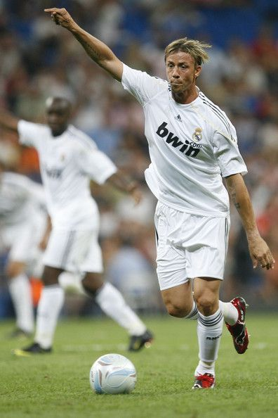 Guti Photos Photos Real Madrid Vs Al Ittihad Soccer Match Real Madrid Football Real Madrid Football Club Real Madrid