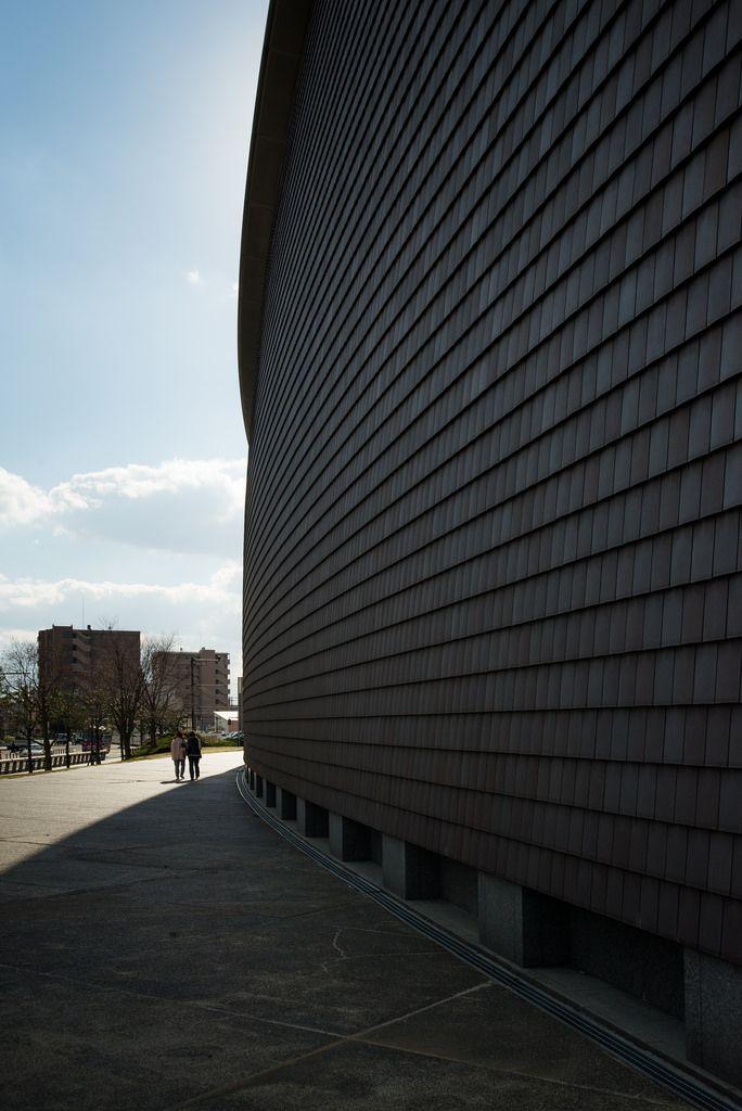 Nara Centennial Hall (なら100年会館) / Architect : Arata Isozaki (設計:磯崎新).