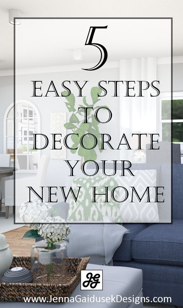 Check out these designer tips to decorate your new house organize how design home and simplify life decorating also easy steps in decor rh pinterest