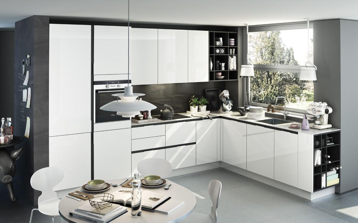 SieMatic S3 - Küche in L-Form | Küchen | Pinterest | Kitchens