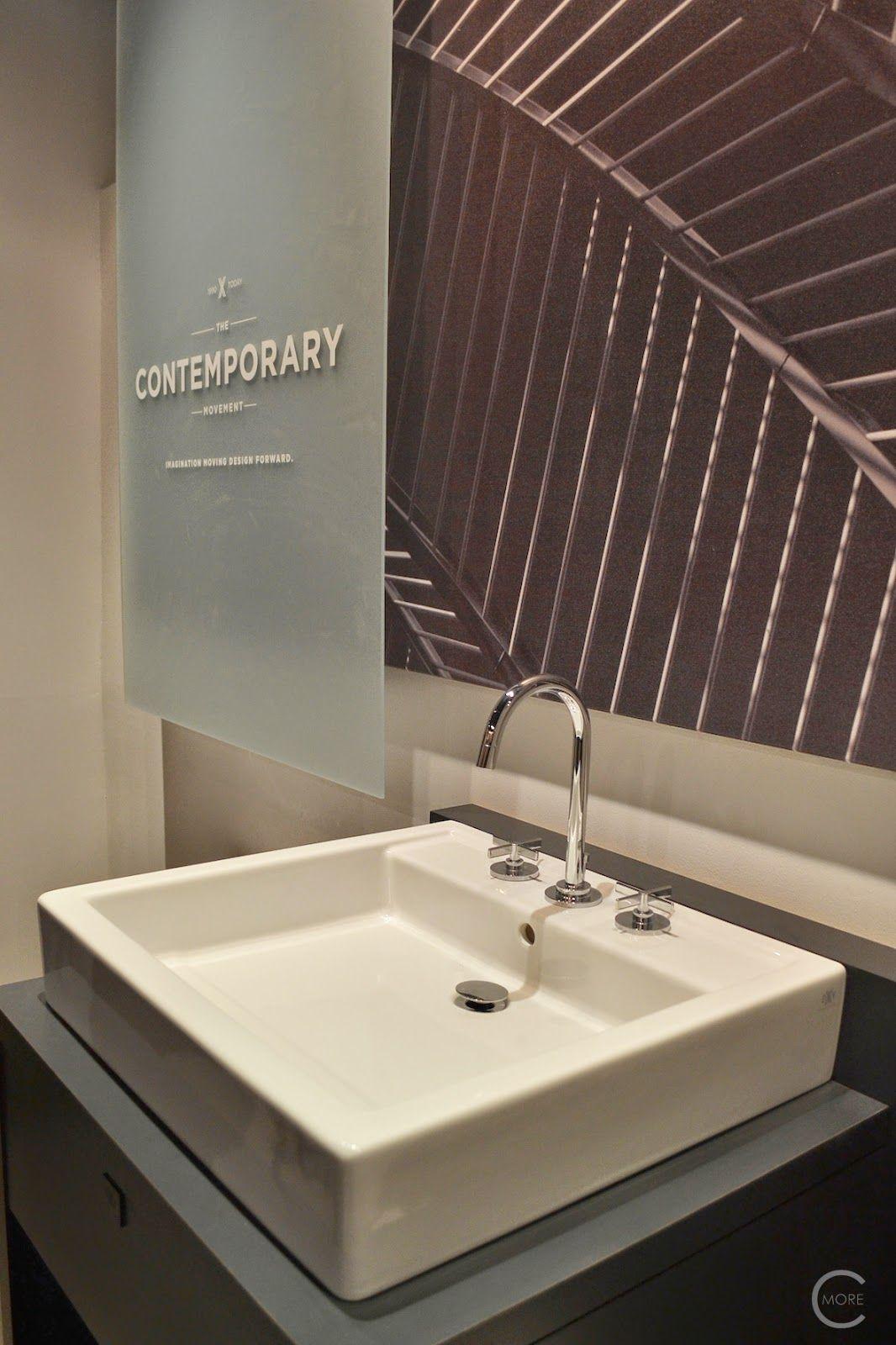 DXV by American standard showroom | New York Design week ...
