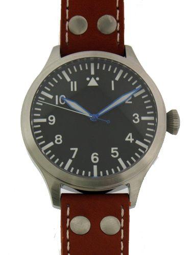 TICINO 44mm Automatic Pilot Watch SUPERLUME / SAPPHIRE Crystal Automatic Citizen Miyota caliber 8215 movement (made in japan) 189$