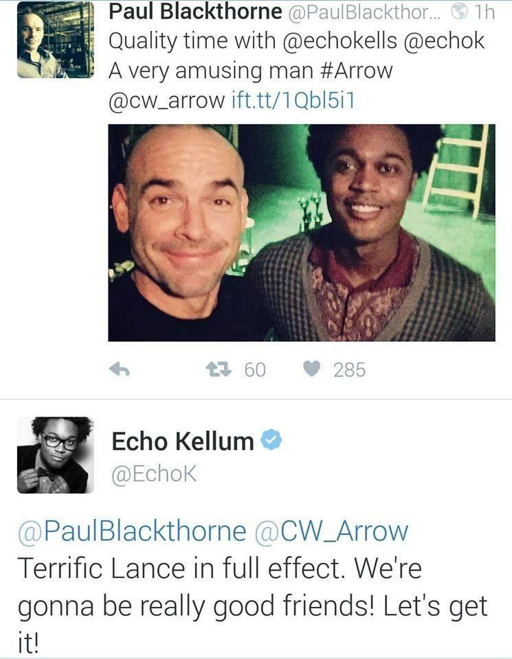 Paul & Echo