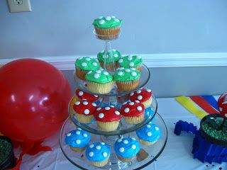 Taste and See God's Goodness: DIY Mario Kart birthday party