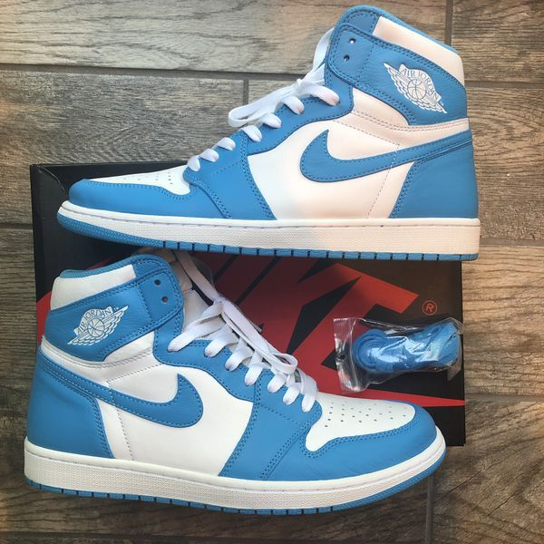 Jordan 1 'UNC' Size 11.5 for Sale in Annandale, VA em 2020