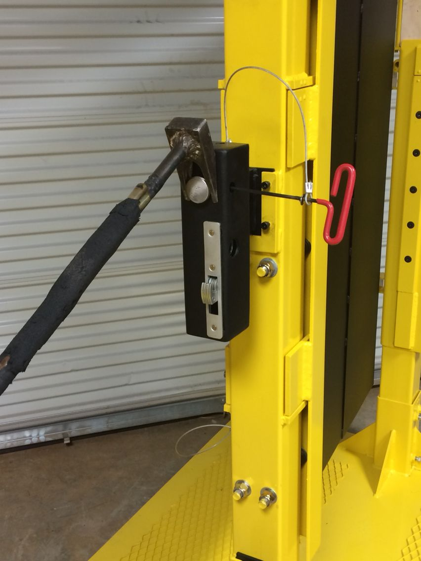 East Coast Rescue Solutions Forcible Entry Simulator Door Lock Puller Manipulator New For 2015