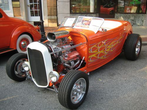 Blown 32 Highboy The First Hotrod Hot Rods Cars Hot Rods Classic Cars Trucks