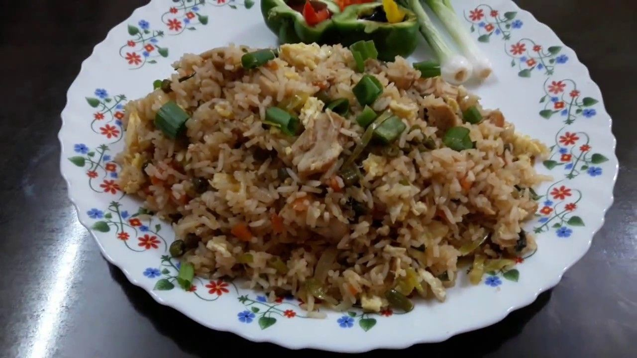 Chicken fried rice recipe in english and marathi language with step chicken fried rice i i recipe in english and marathi forumfinder Image collections