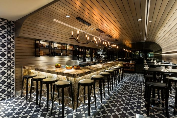Latest Entries: Bar Oso (Whistler, Canada), The Americas Restaurant