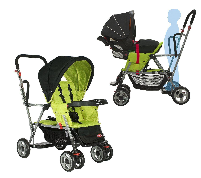 Joovy Caboose Stand Tandem Stroller