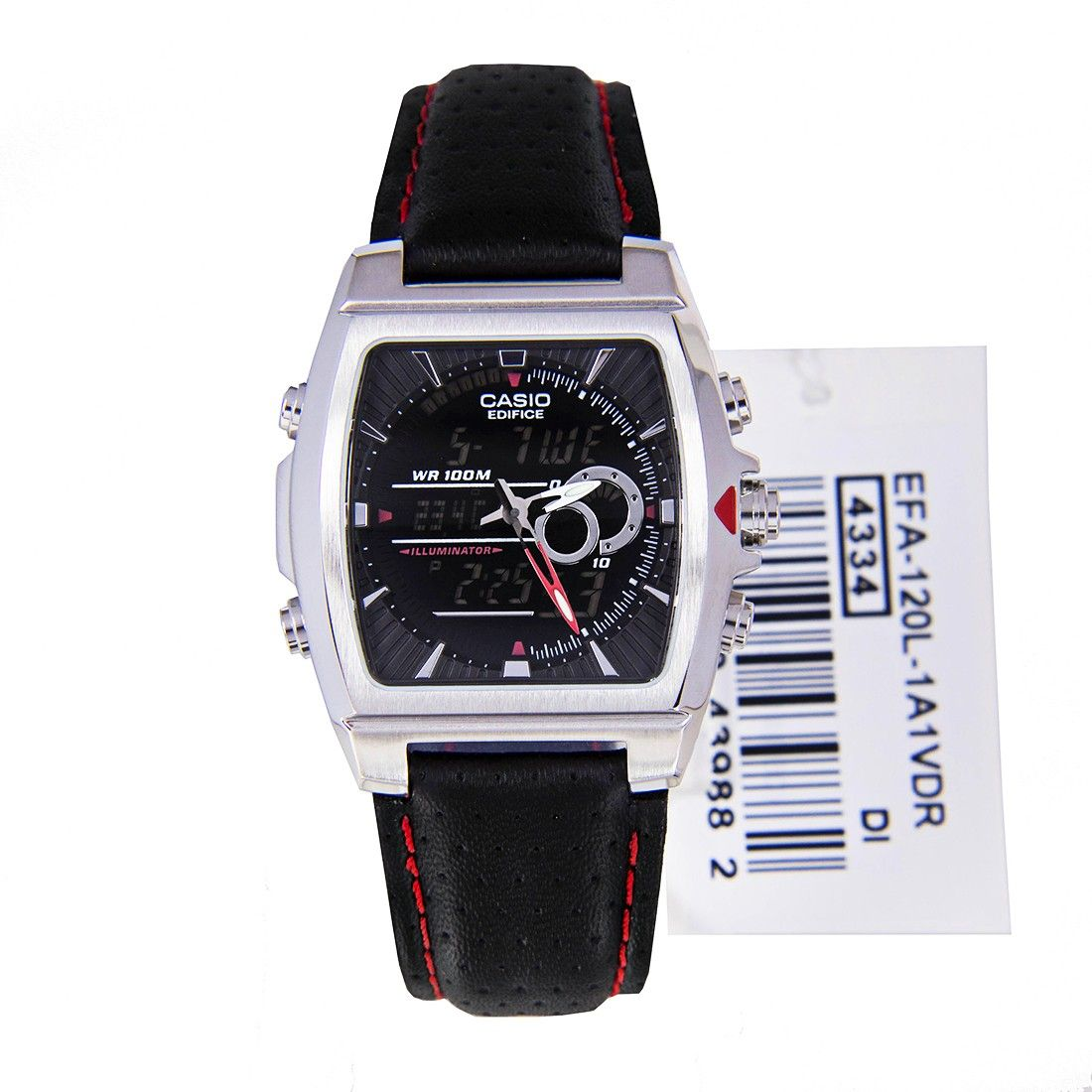 dial active watches men armani brown unique exchange of leather mens black