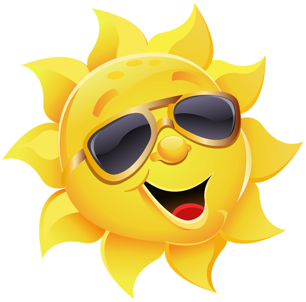 Resultado de imagen de emoticono de playa