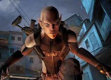 Male Elf Adept Shadowrun Shadowrun Characters Character Shadowrun