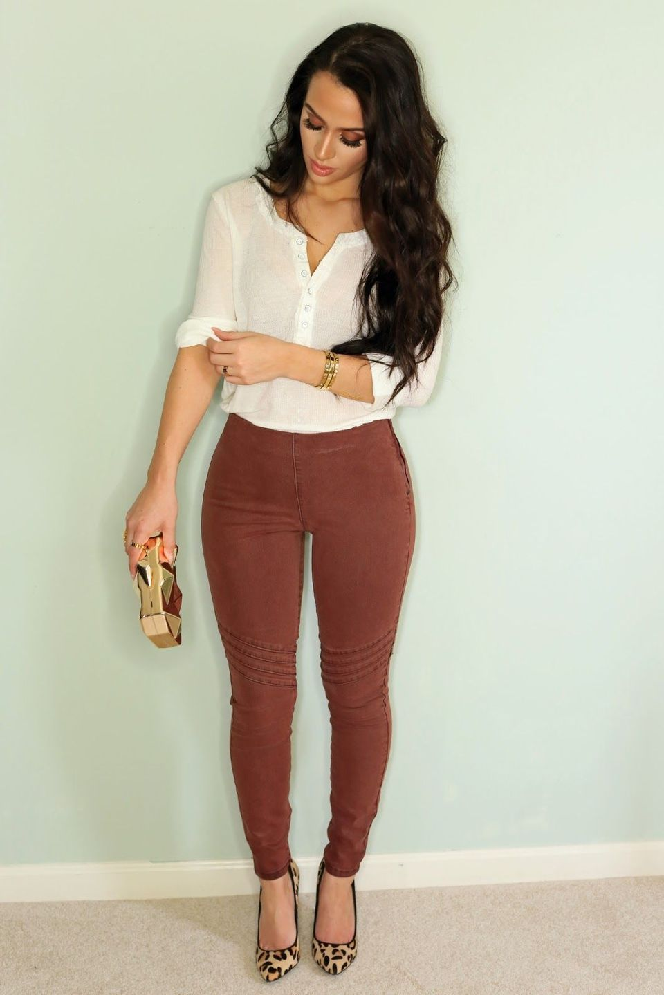 a8f7022a09a7 Pretty Casual Spring Fashion Outfits for Teen Girls 25