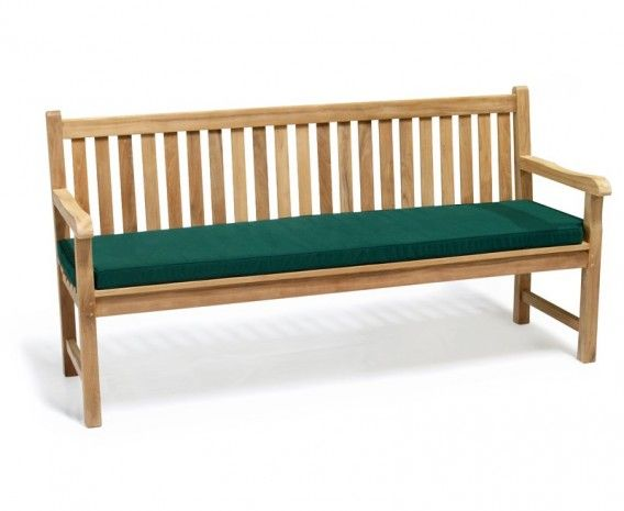 Garden 6ft Bench Cushion 70 Inch Cushion 5 Colours Cushions