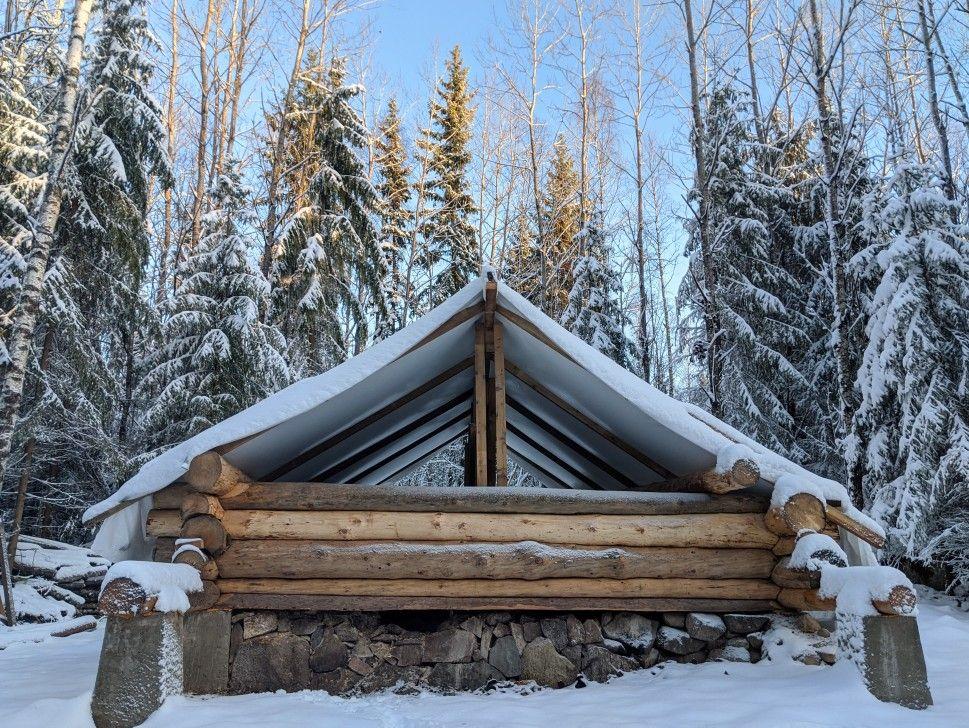"YouTube ""Erik Grankvist"" Build Traditional Log Cabin using"