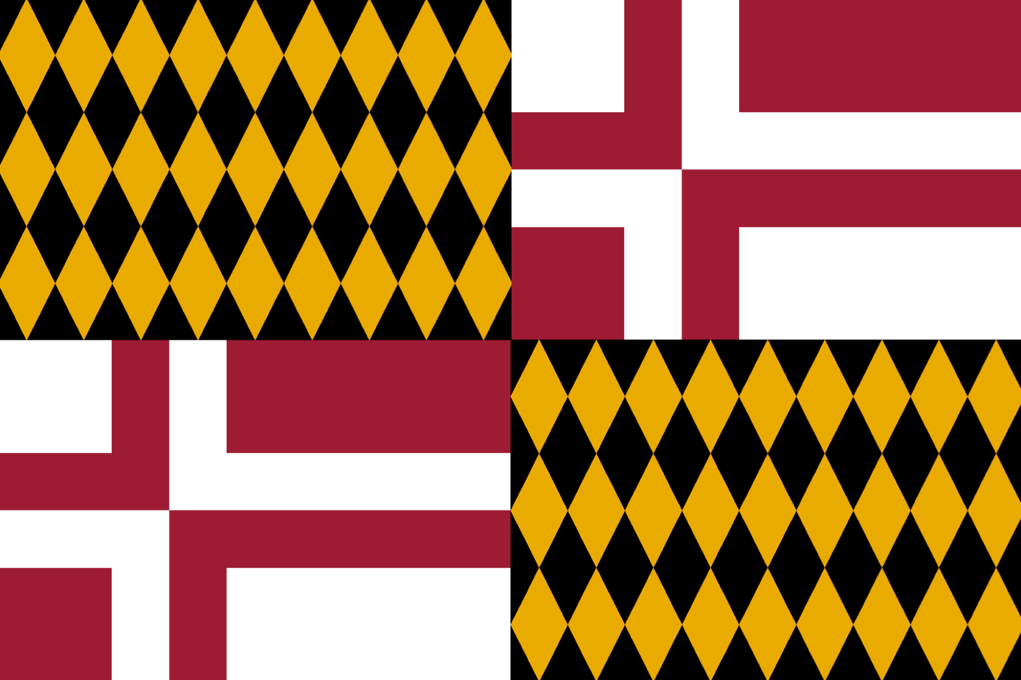 Image Result For Redesign Flag Maryland Tech Company Logos Flag Redesign