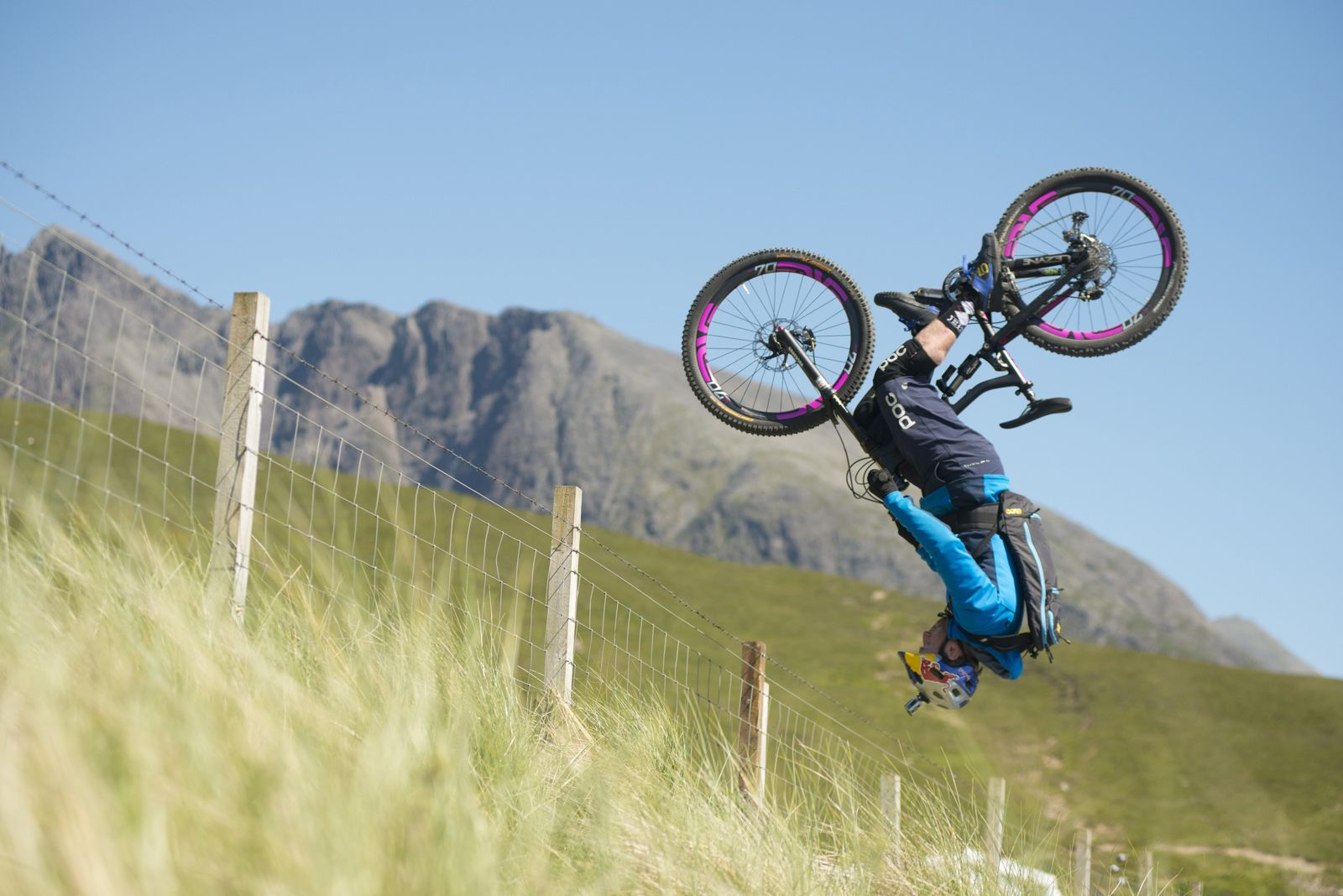Danny Macaskill The Ridge Bicycling Is For Me Pinterest