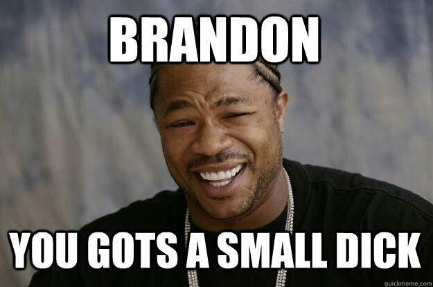 Funny Internet Meme Quotes : Lol google brandon memes random