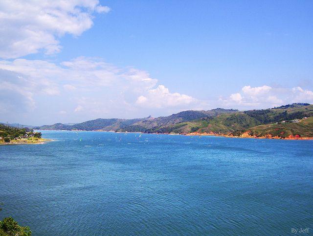 Lago Calima #colombia