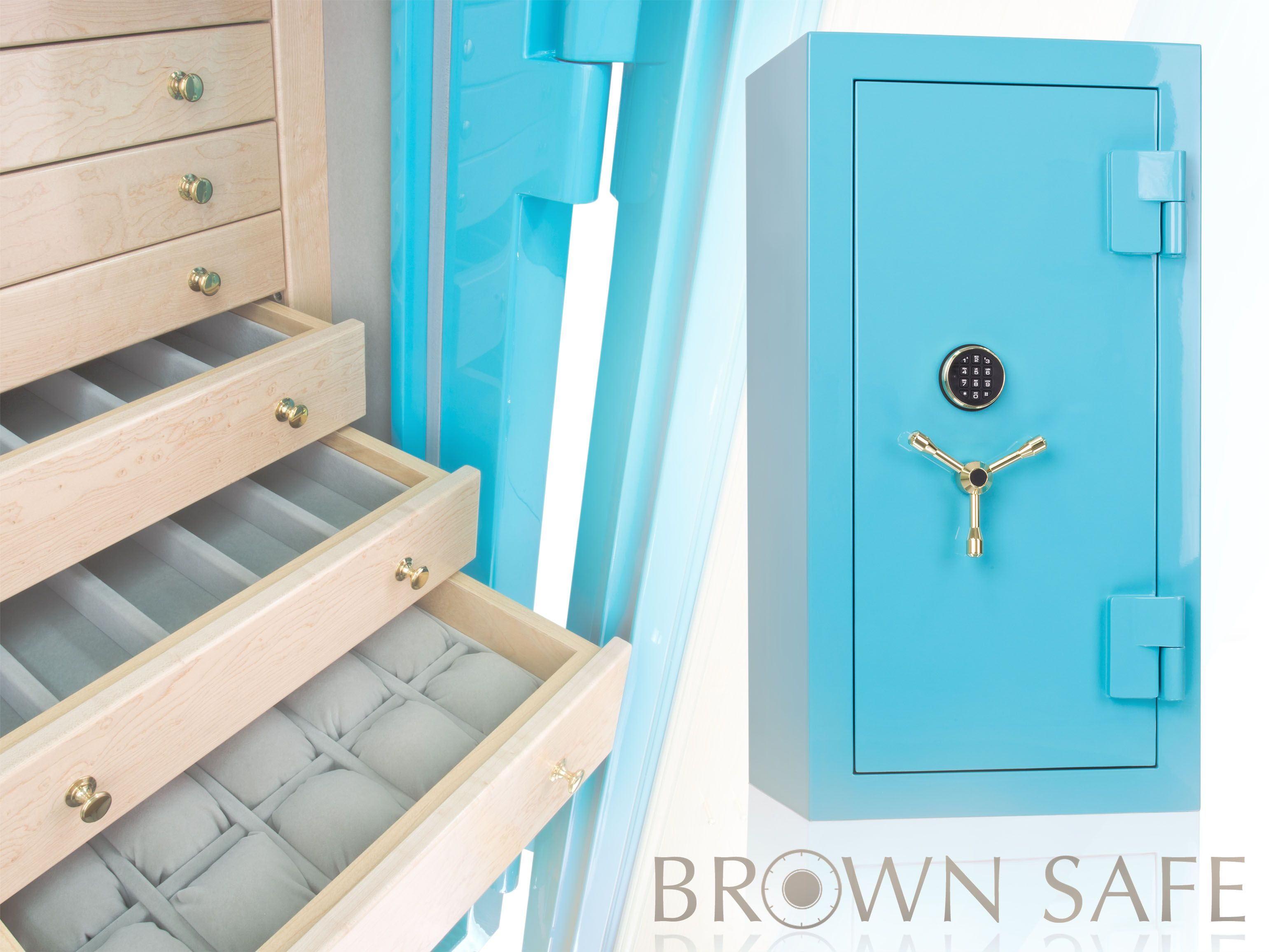 Luxury Safe Box - Ivoiregion