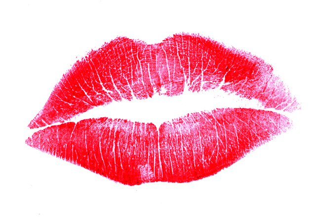 Kiss Sticker By Rosiestelling Lipstick Kiss Soft Lips Kiss Artwork
