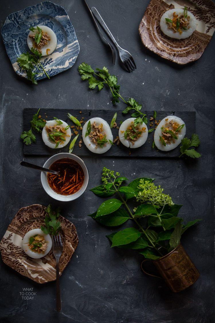 savory puffed rice cake recipe