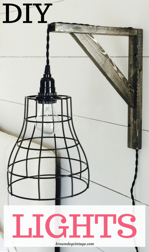 Diy Farmhouse Pendant Lights