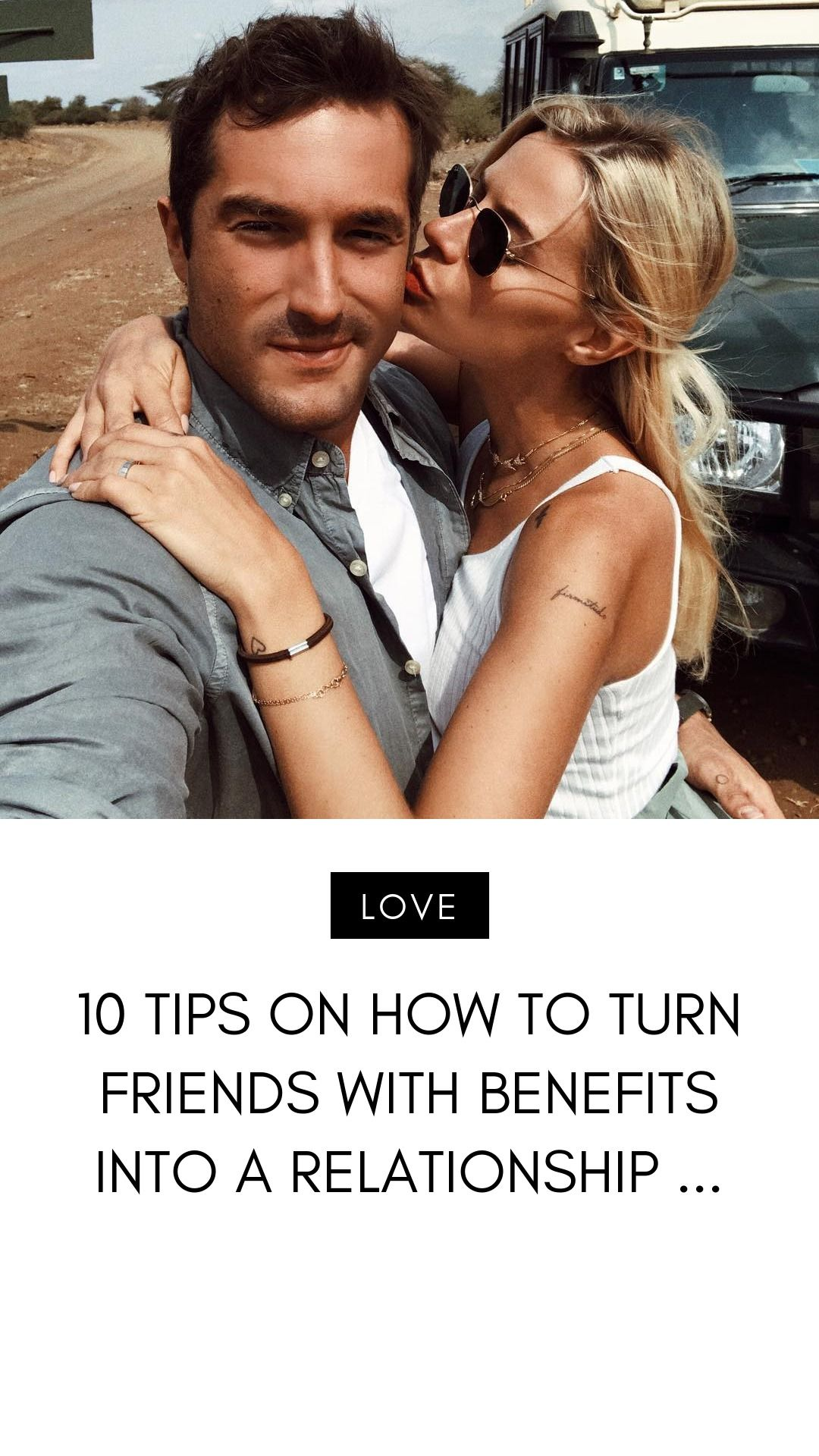 How to get a guy to be friends with benefits
