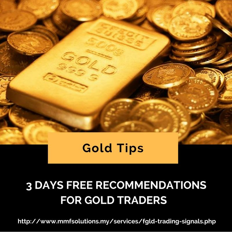 3 Days Free Recommendations For Gold Traders Http Www