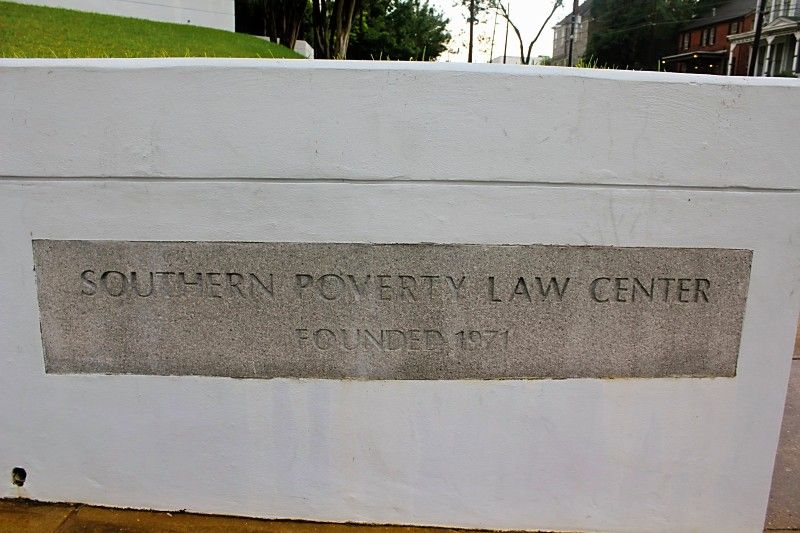 Southern Poverty Law Center. Montgomery, Alabama. Rebecca