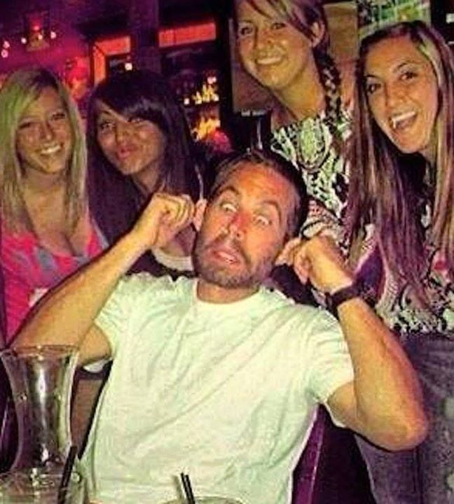 silly Paul....miss you
