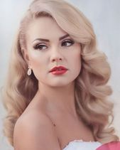 50+ Dare and Lovely Red Lips Makeup for Brides Ideas Awesome 50+ Dare and Lovely…