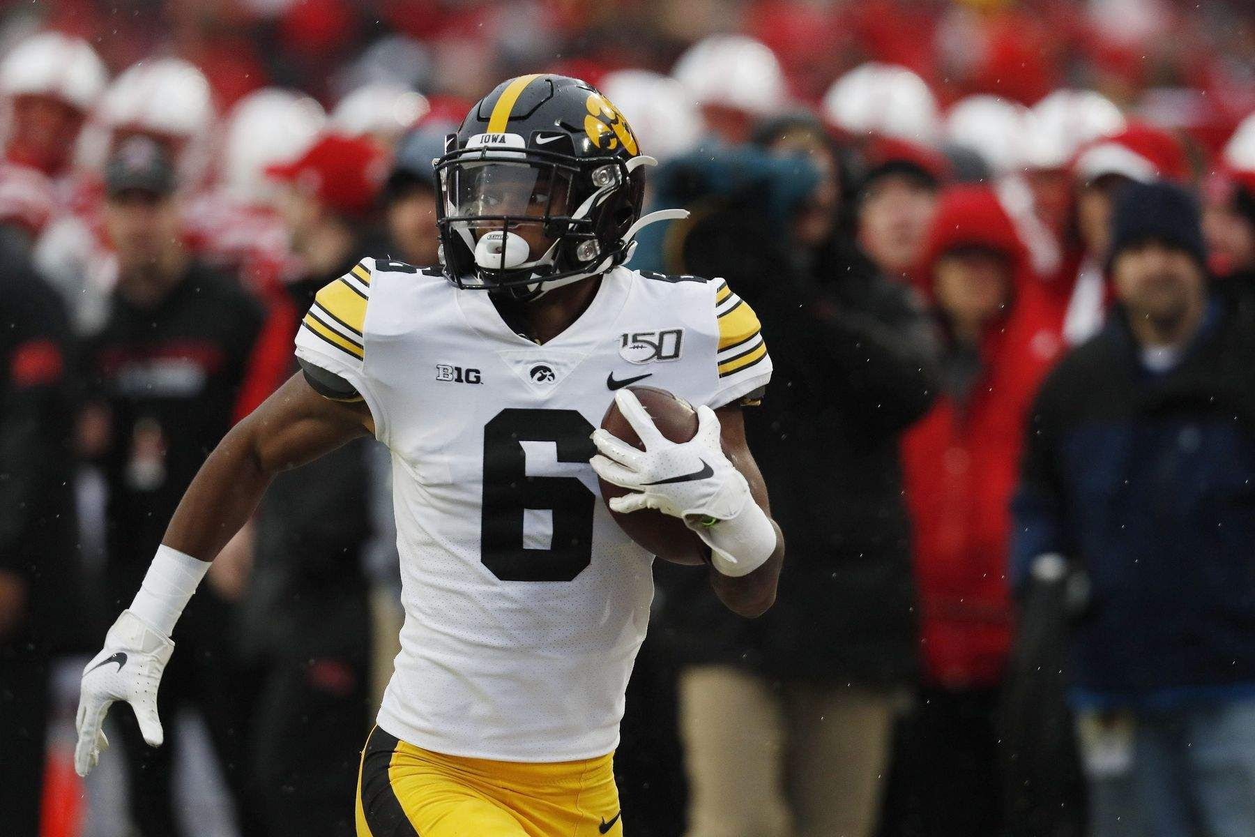 Iowa football at Nebraska Final score, stats, highlights
