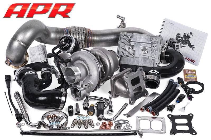 APR MQB Stage III: 500HP+ EFR Turbocharger System for the MK7 GTI
